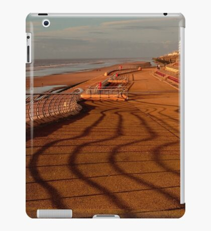 North from North Pier iPad Case/Skin