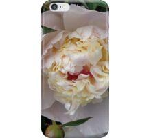 Lovely peony iPhone Case/Skin