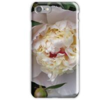 Lovely peony iPhone Case/Skin