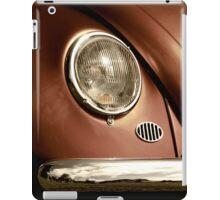 Metallica ~ VW Beetle Image iPad Case/Skin