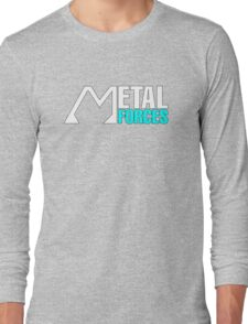 Metal Forces Long Sleeve T-Shirt