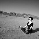 Mojave Meditation by Chet  King