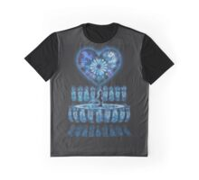 Crystal Heart, Crystal Memories Graphic T-Shirt