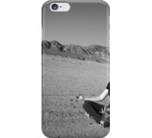 Mojave Meditation iPhone Case/Skin