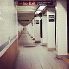 New York Subway by Jonesyinc