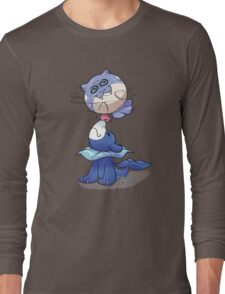Popplio used Spin attack! Long Sleeve T-Shirt