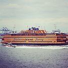 Staten Island Ferry by Jonesyinc