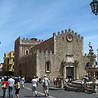Cathedral of Taormina by Maria1606