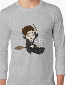 Harry Potter Long Sleeve T-Shirt