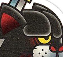 Dagger Sticker