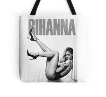 rihanna pose Tote Bag