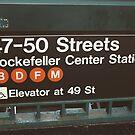 iconic NYC typography by Jonesyinc