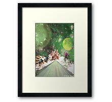 Once Upon A Lucid Dream Framed Print