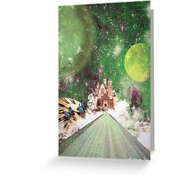 Once Upon A Lucid Dream Greeting Card