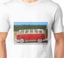 Red Samba Unisex T-Shirt