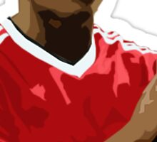 Anthony Martial Vector  Sticker
