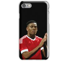 Anthony Martial Vector  iPhone Case/Skin