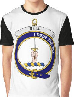 Bell Clan Badge Graphic T-Shirt