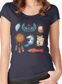 Lucky charms Women's Fitted Scoop T-Shirt