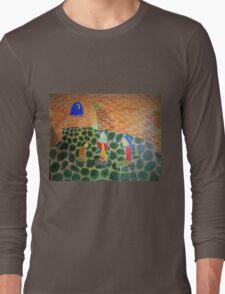 A Knight by the Fire-light Long Sleeve T-Shirt