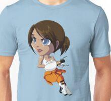 Portal: Chell Unisex T-Shirt