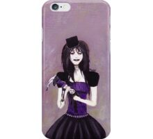 I will smash you to pieces. I told you, I don't want to play this game no more! iPhone Case/Skin