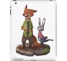 Zootopia - Nick and Judy iPad Case/Skin