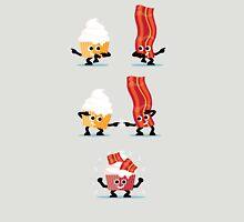 Character Fusion - Bacon Cupcakes T-Shirt