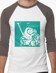 ABC-Book French Vulture Men's Baseball ¾ T-Shirt