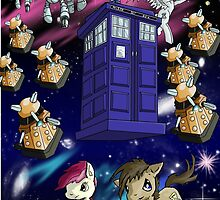 Doctor Whooves by autobotchari