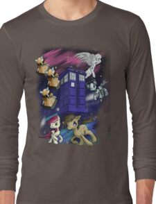 Doctor Whooves Long Sleeve T-Shirt