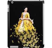 Fraser Feathers - Yellow iPad Case/Skin