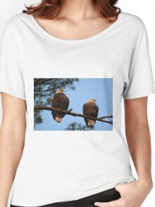 The Ackley Pair Women's Relaxed Fit T-Shirt