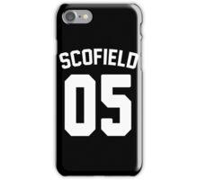Jersey: Michael Scofield  iPhone Case/Skin