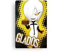 Portal: GLaDOS Canvas Print