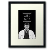 Alex Karev Framed Print