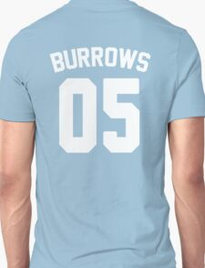 Jersey: Lincoln Burrows Unisex T-Shirt