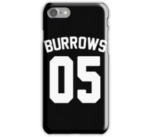 Jersey: Lincoln Burrows iPhone Case/Skin