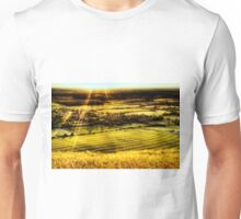 Hazy days of summer Unisex T-Shirt