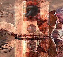 Falling Into Oblivion by Benedikt Amrhein