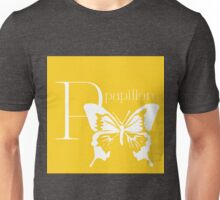 ABC-Book French Butterfly Unisex T-Shirt