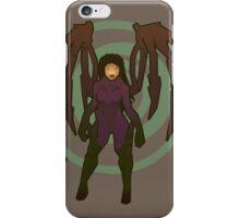Hell Hath No Fury Like A Woman Swarmed iPhone Case/Skin