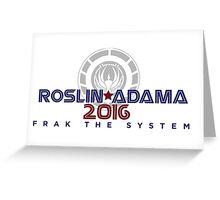 ROSLIN - ADAMA 2016 Greeting Card