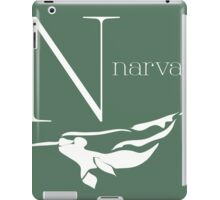 ABC-Book French narwhal iPad Case/Skin