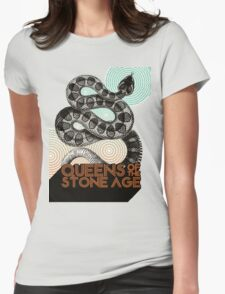 Queens Of The Stone Age Womens Fitted T-Shirt