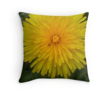 Dandelion. Throw Pillow