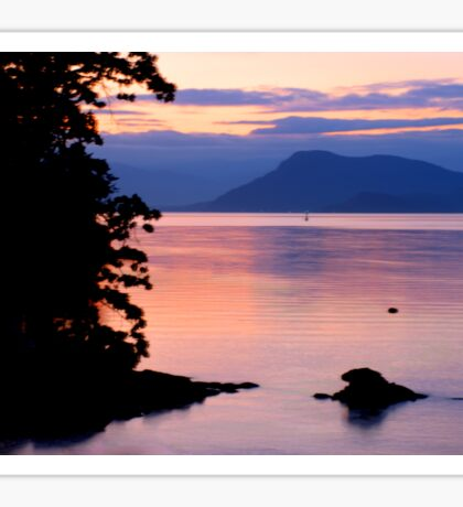 Sunset Dreams Sticker