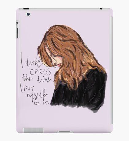 Kate Beckett iPad Case/Skin