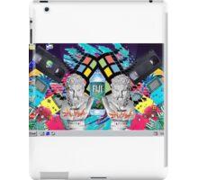 V A P U R W A V M E M E iPad Case/Skin