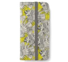 fish mirage chartreuse iPhone Wallet/Case/Skin